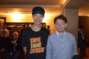 中村氏と僕