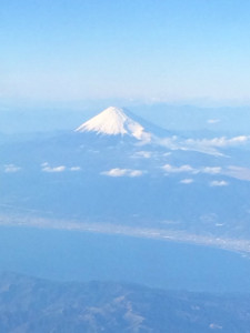 絶景かな富士山
