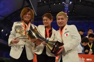 世界チャンピオンチーム